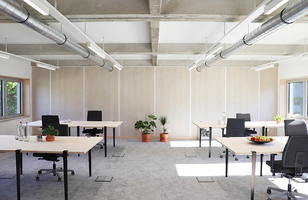 Na jarenlange voorbereiding en intens uitvoerend werk, is het Circular Retrofit Lab nu open en in gebruik als disseminatieruimte en kantoor.