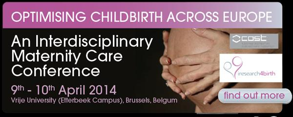Optimising Childbirth, Conference at the VUB
