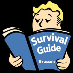 How to survive in Brussels VUB kick off the campus VUB