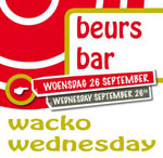 Wacko Wednesday: Beursbar