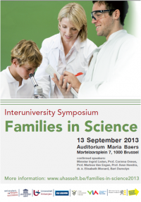 Families in Sciences