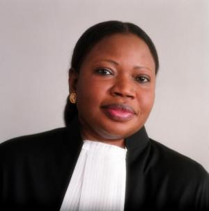 VUB honorary doctorate Fatou Bom Bensouda