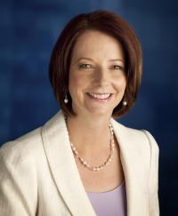 Julia Gillard coming to VUB